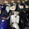 125ccバイクと原付のコスト比較 原付のほうが高い