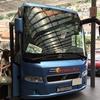 クロアチア旅行⑥: ドゥブロブニクからスプリットへのバス移動