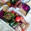 鶏唐揚げと野菜の油淋鶏風弁当