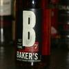 『ベイカーズ7年』ビーム社が送るクラフトバーボン。優しい甘みに包まれます。
