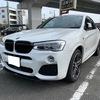 REMUS マフラー取付@BMW X4