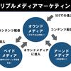 トリプルメディアマーケティングとは?成功の秘訣と事例を紹介