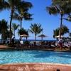 家族最初のハワイ旅行2011年12月・・気に入ったんだなアウラニ!
