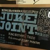 9.24 JUKE JOINT TOUR2016(KING BROTHERS、TADZIO、COUNT PHANTOM、folk enough) /栄Partyz