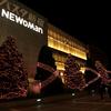 2016年末一人旅 第二週(68)バスタ新宿クリスマスイルミネーション