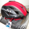 新ヘルメット(AERO-R1)届いたーー!