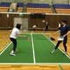 市体育館バウンドテニス教室 第2回