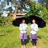 ネパール写真記(4)雨季入りに豊穣を願う
