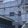 浴槽グラグラ・ブラウン管テレビ処分・階段部パテ塗り・吹き抜け天井貼ったヨ
