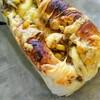 鯖とコーンのマヨチーズパン