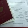 アメリカ大使館にてB1ビザの取得。面接の質問事項や必要書類