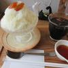 【奈良かき氷】 森のカフェ さん