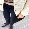 今日の服|ヨーロピアンミリタリーとアメリカンワークのmixスタイル