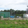 高校野球岩手県大会開幕、今年も花巻東を応援します。誰もいないグランド風景