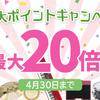 SOUND HOUSE - ポイント最大20倍!春の大ポイントキャンペーン!