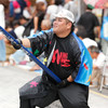 紀州よさこい連 紀風:2017よさこい全国大会(8月12日、高知、帯屋町筋商店街)