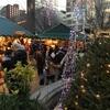 NYユニオンスクエア:クリスマスマーケット ジュエリーレポ