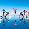 ウユニ塩湖について日本人の大誤解「鏡張りは雨季だけ」なんて大嘘!詐欺!