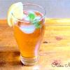 【CCさくら】水出し紅茶のティーソーダ