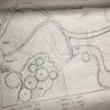 製図作業を手描き、縮尺ってなんだ?(ガーデン・ランドスケープデザインの場合)