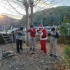 防音室とクリスマスともちつきと愛と平和