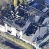 小山市の店舗兼住宅全焼、焼け跡から5人の遺体