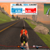 Zwift Tacx Japan Tour - A Group 山岳ジャージをゲット・・・