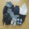 12月の札幌、いつもの服装で行く2泊3日グルメ旅行コーディネート