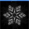 processingで雪の結晶作りたい