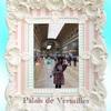 ヴェルサイユ宮殿 巨大な絵画の巨大な回廊♪ハネムーン旅行記2014 フランス&イタリア♪