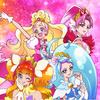 アニメ感想『Go!プリンセスプリキュア』 夢がテーマのプリキュア