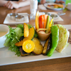 ヘルシーで美味しい野菜料理が好き!