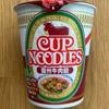 🥢NISSIN CUP NOODLE  蘭州牛肉麺