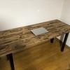 でかい机を自作しました
