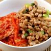 健康にいい!キムチ納豆に含まれる栄養と健康効果10選について