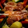 チキンと野菜のホットプレート焼