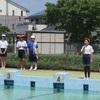 プール開き(6月13日)