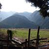 大阪府河南町の農村や林道