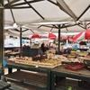 ドゥブロヴニク観光#3 グルージュ市場