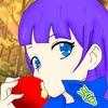 紫貴ふあり。さんにわさ子のアイコンを描いていただきました。