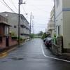 作曲工房 朝の天気 2018-09-14(土)雨