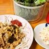 韓国風焼き肉(豚)