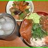 17/09/18の晩ご飯(なめろう丼)