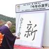 今年の漢字と来年の漢字予想