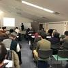 一般社団法人ザ・コミュニティ主催「空き家・空き店舗の利活用とコミュニティビジネスの実践」セミナー。