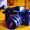 三重遠征②Nikonのフィルムカメラに出会う