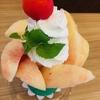 「桃パフェ」フルーフ・デゥ・セゾン 実食レポート