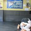 火曜日午前中フルタイム一般柔術クラス、キッズ柔術クラス、一般柔術クラス。