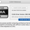 GPU搭載のMacBook Pro (Retina, 15-inch, Mid 2014)でCUDAを動かす