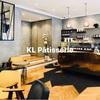 パリ17区にあるサロン・ド・テ併設の人気パティスリー【KL Pâtisserie】